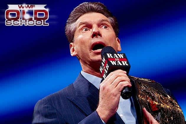 Vince McMahon WWF Attitude Era