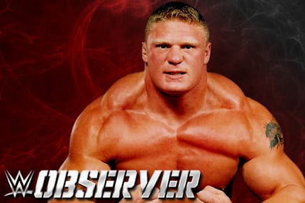 """The Next Big Thing"" Brock Lesnar"