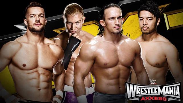 NXT WrestleMania Access