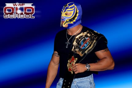 Rey Mysterio in WCW