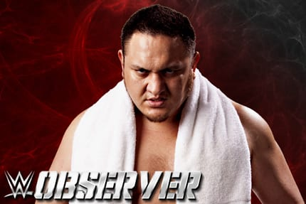 Samoa Joe in TNA