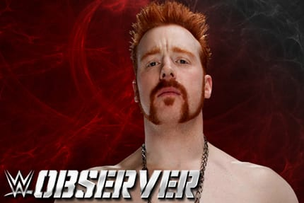 """The Celtic Warrior"" Sheamus"