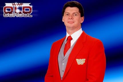 WWF Owner Vince McMahon