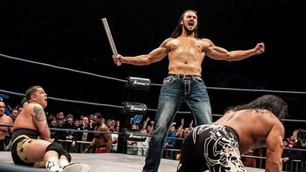 Drew Galloway in TNA