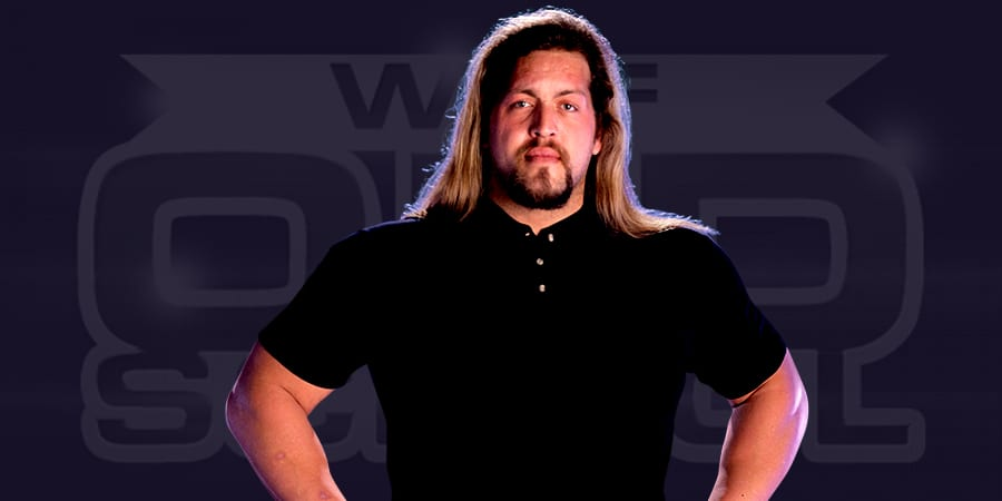 "The Big Show ""Paul Wight "" in WWF in 1999."