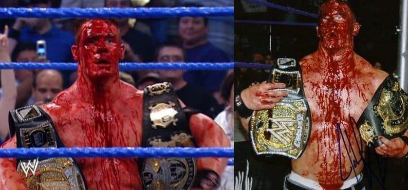 John Cena - Judgment Day 2005