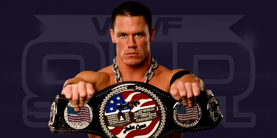 John Cena as US Champion