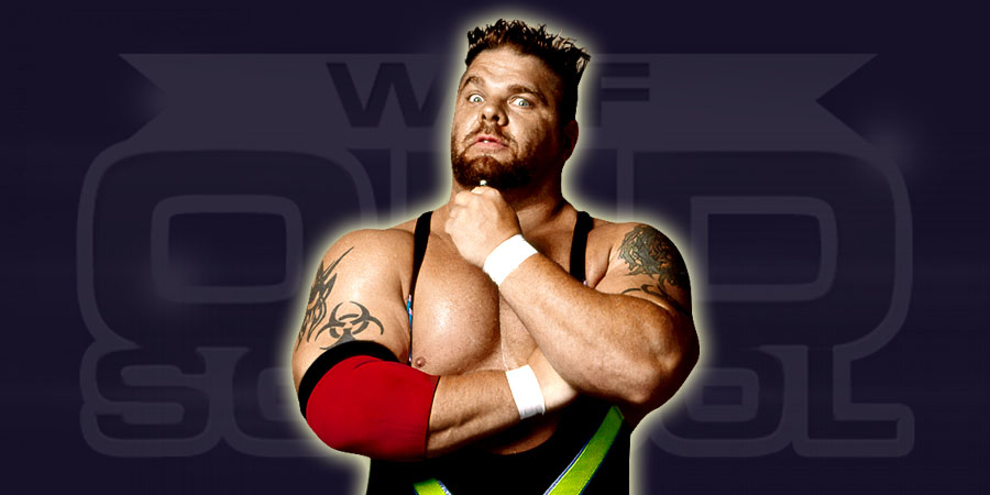 Bill DeMott - Hugh Morrus