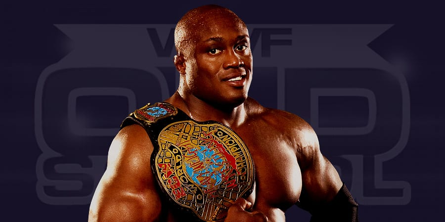 Bobby Lashley as ECW World Champion
