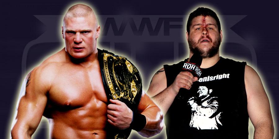 Brock Lesnar vs. Kevin Owens