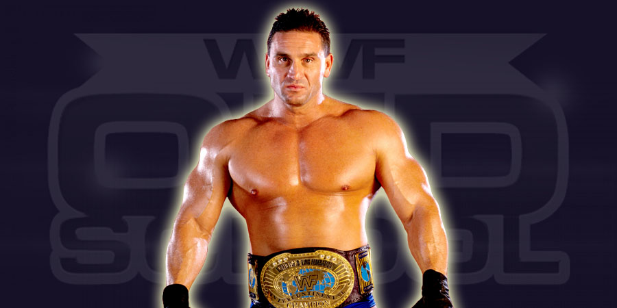 ken shamrock on beating up 2 well known wwf stars