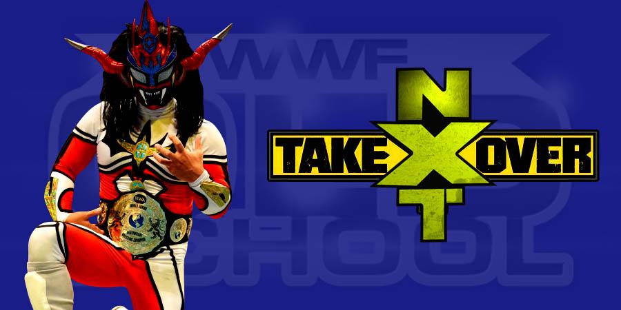 """Jushin """"Thunder"""" Liger makes WWE debut at NXT Takeover: Brooklyn"""