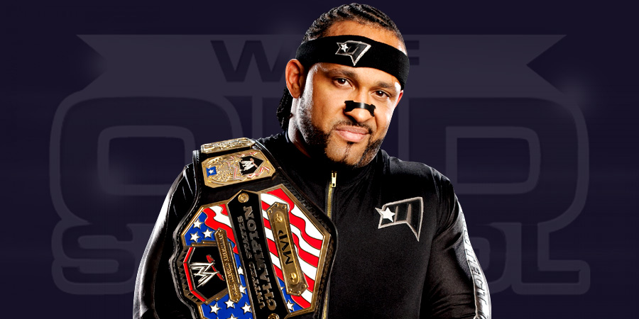 MVP as the WWE United States Champion