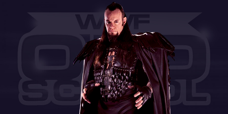 The Undertaker - Ministry of Darkness 1999 attire