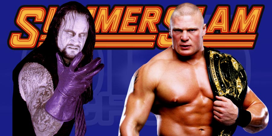 WWE SummerSlam 2015 Results