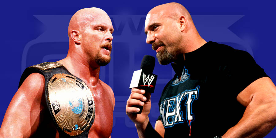 """Stone Cold"" Steve Austin vs. Goldberg"