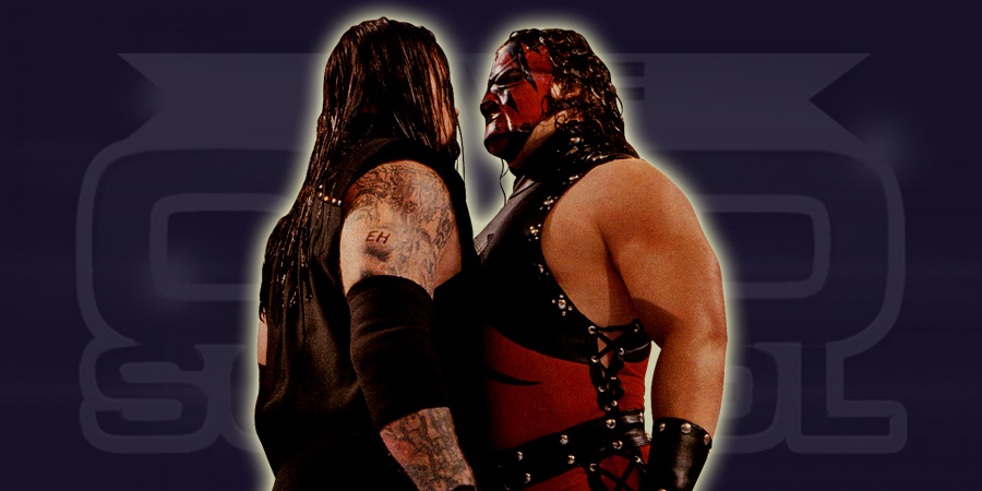 Brothers of Destruction - The Undertaker & Kane (WWF & WWE)
