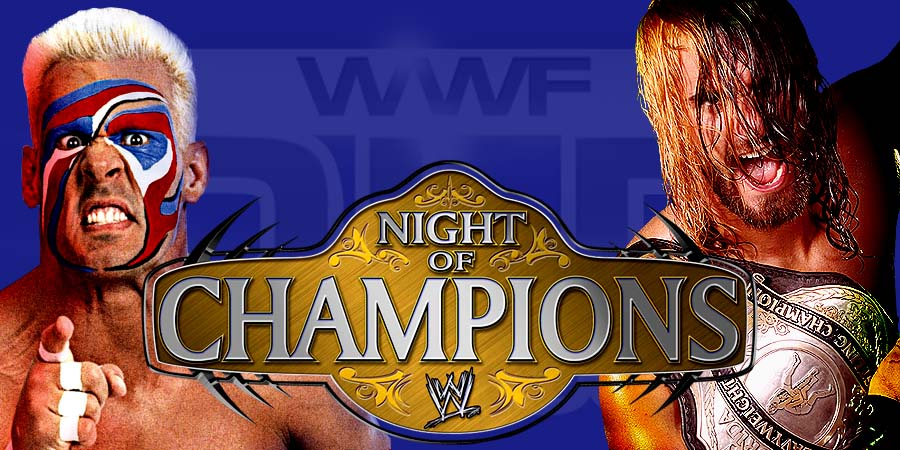 Night of Champions 2015 Results