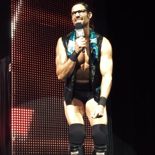 """Party Pooper"" Adam Rose"