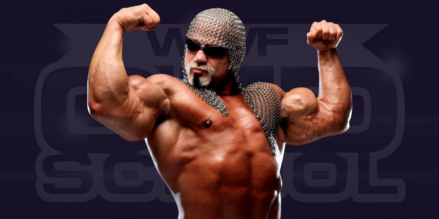 """""""Big Poppa Pump"""" Scott Steiner"""