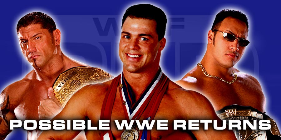 5 Blockbuster WWE Returns That Would Be Good For Business
