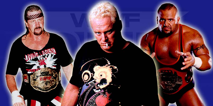 5 Greatest ECW Heavyweight Champions Of All Time