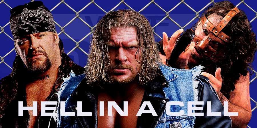 5 Greatest Hell in a Cell Matches of all Time