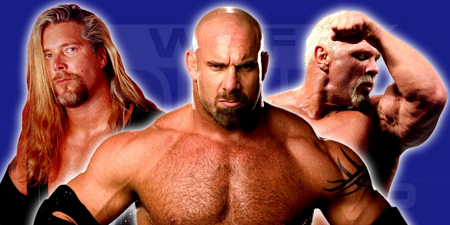 5 Superstars Who Defeated Goldberg
