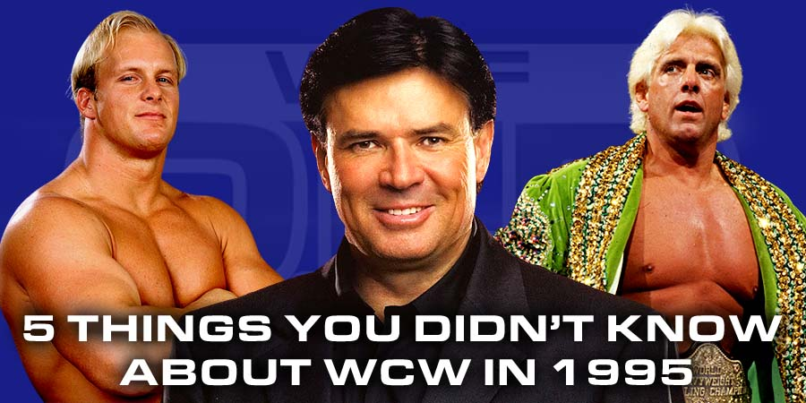 5 Things You Should Know About WCW 1995