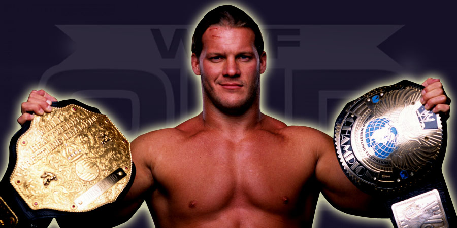 Chris Jericho as the Undisputed Champion