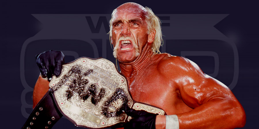 Hulk Hogan nWo - WCW World Heavyweight Champion