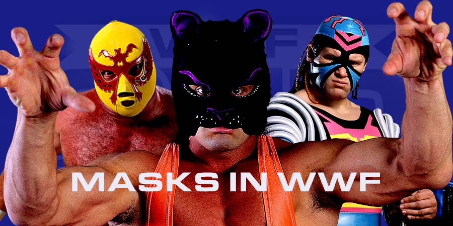 Identities of All Masked WWF Wrestlers