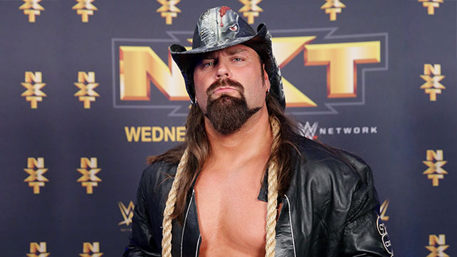 James Storm Promo Pic In WWE NXT