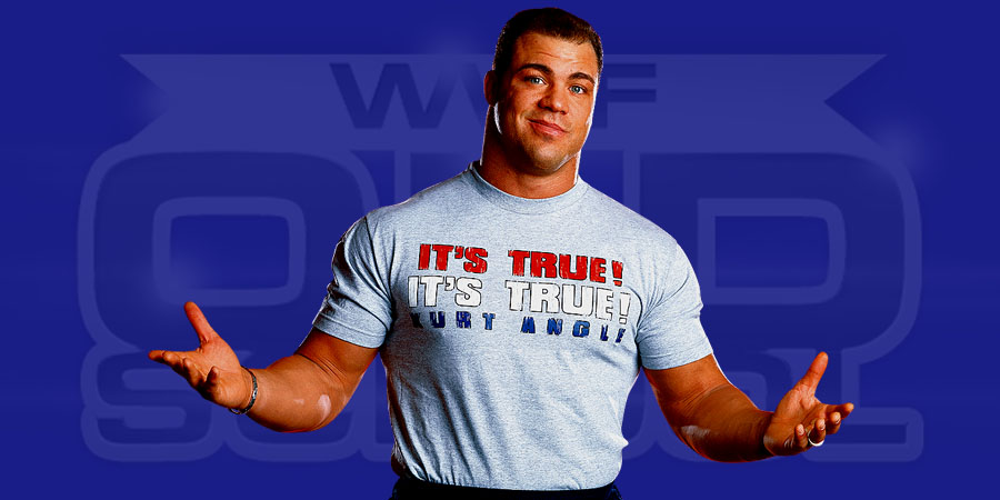 "Kurt Angle - ""It's True, It's True"" T-Shirt"