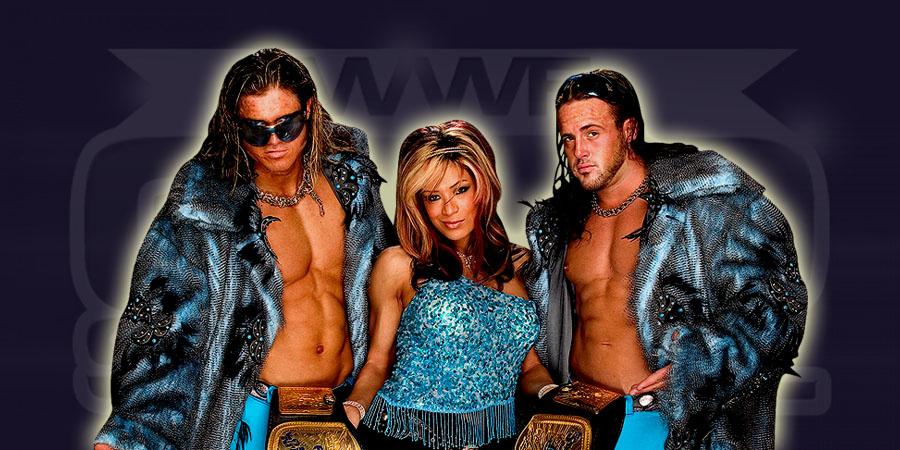 MNM - John Morrison (Johnny Nitro), Melina & Joey Mercury
