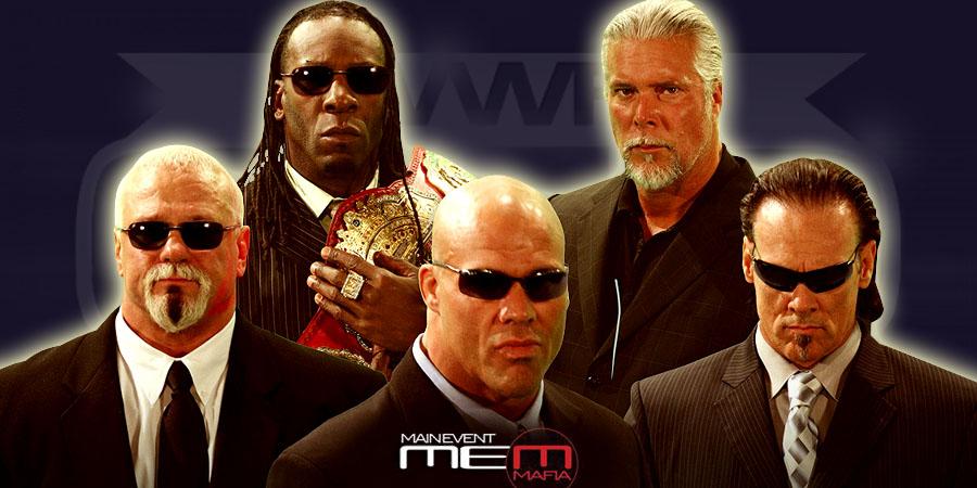TNA Main Event Mafia 2008