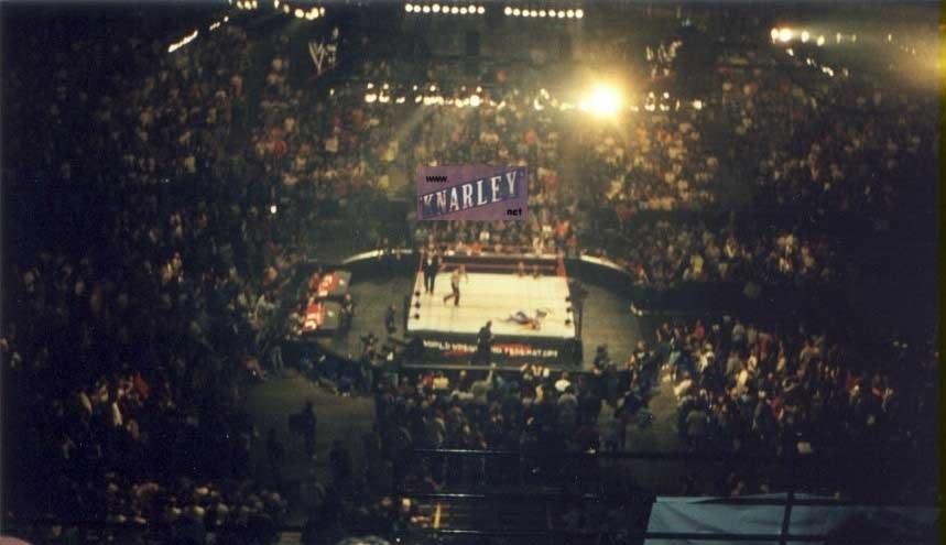 Owen Hart's Death 1