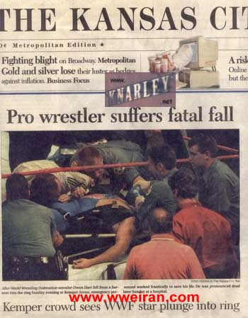 Owen Hart's Death 10