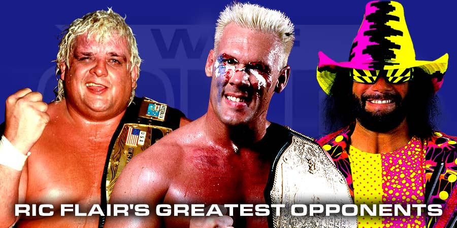 Ric Flair's 5 Greatest Opponents