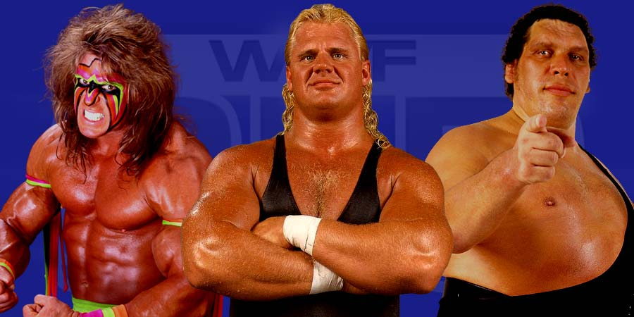 The 6 Greatest WWF Superstars In Heaven