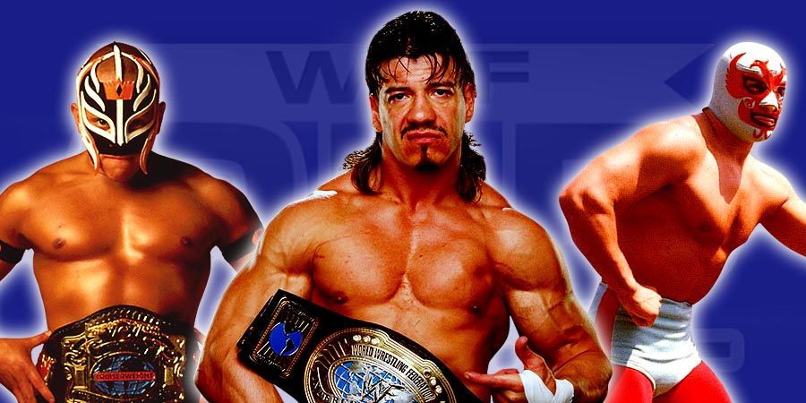 The Greatest Mexican Wrestlers of All Time