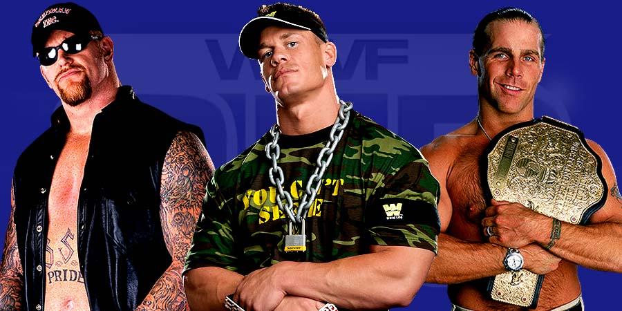 Top 5 Old School Wrestlers John Cena Has Defeated