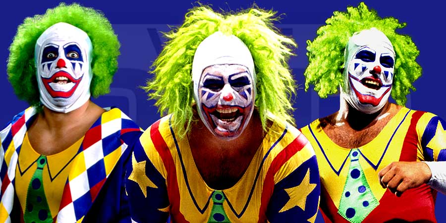 Top 5 Wrestlers Who Portrayed Doink The Clown