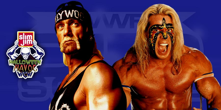 WCW Halloween Havoc 1998 - Hollywood Hogan vs. The Warrior