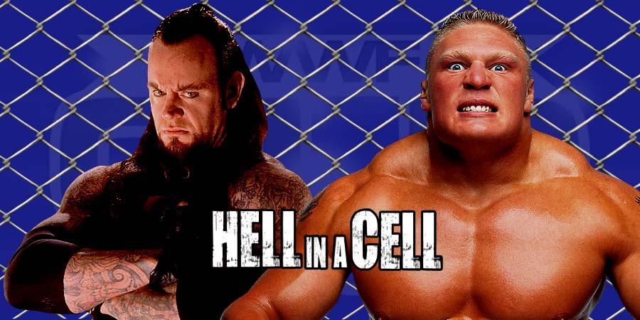 WWE Hell in a Cell 2015 Results - The Undertaker vs. Brock Lesnar