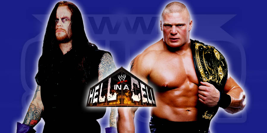 Why Brock Lesnar vs. The Undertaker At Hell in a Cell 2015 Was a 5 Star Match