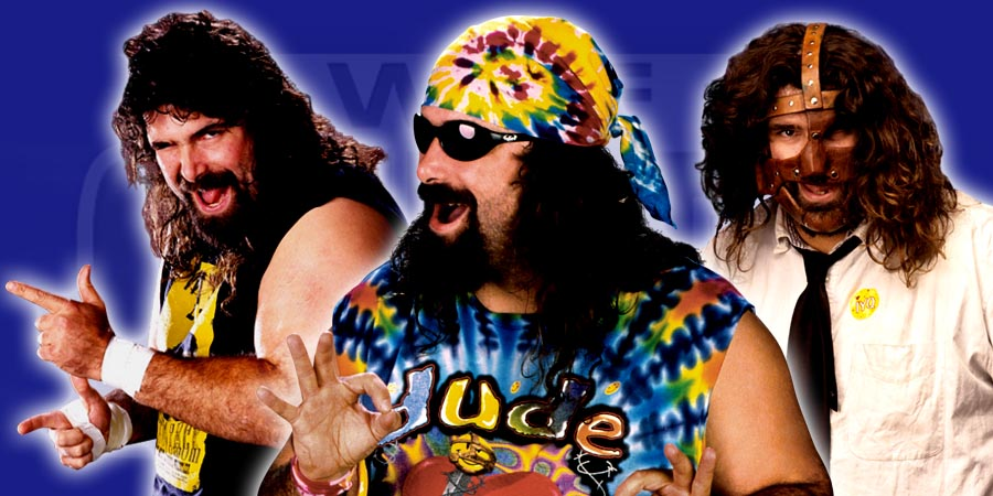 12 Greatest Moments From Mick Foley's Career