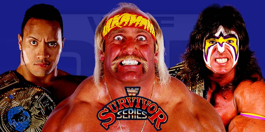 5 Best Babyface Survivor Series Teams