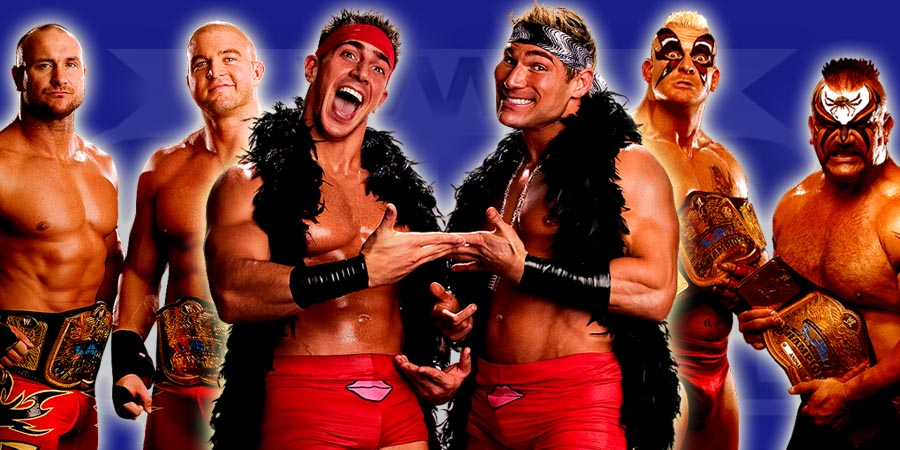 7 WWE Ruthless Aggression Era Tag Teams You'd Rather Forget