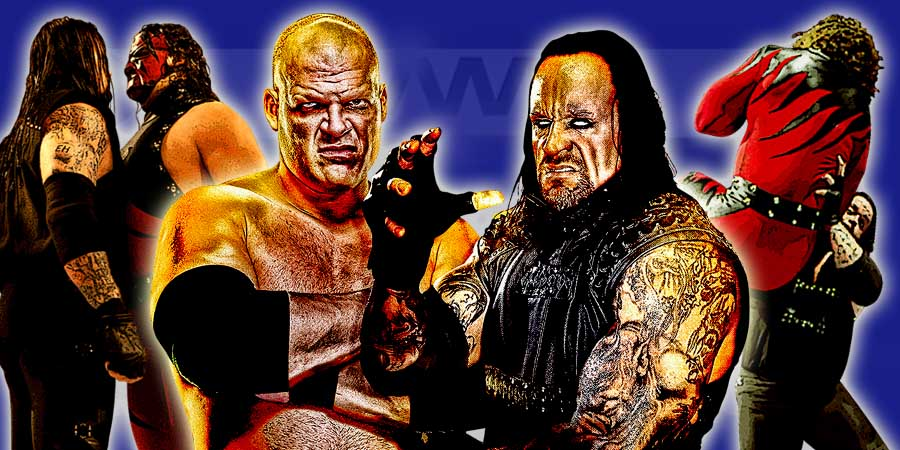Top 6 Moments of Brothers of Destruction - Kane & The Undertaker